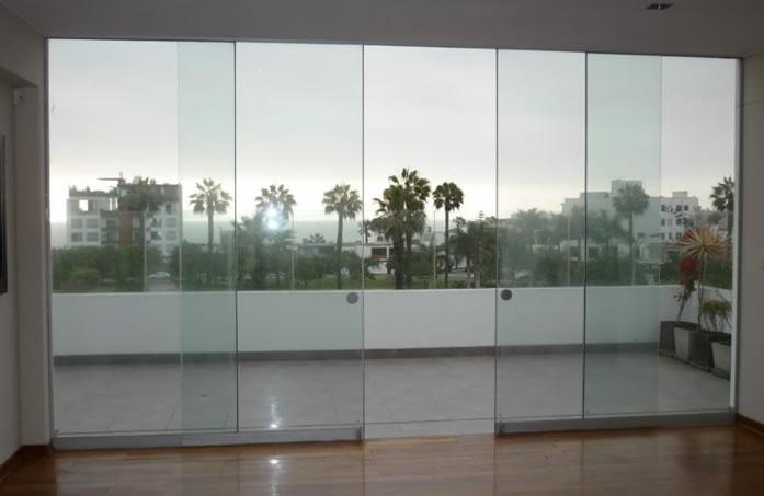 Moliglass - Mampara vidrio templado ...